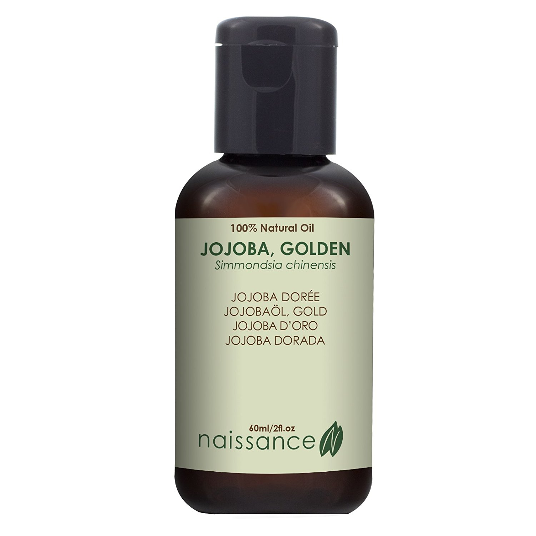 Huile végétale deJojoba Golden soin pour cheveux secs