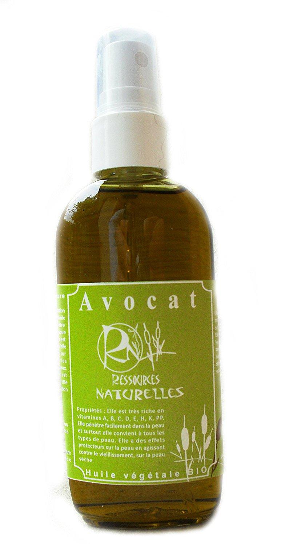 L'huile bio d'avocat pour le soin des cheveux